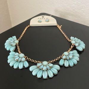 Beautiful Necklace & Earrings Set